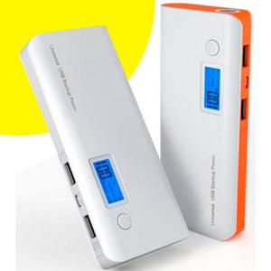 Power Bank Cargador Batería Externa Pantalla mah Led