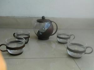 Vendo Juego de Cafe Y Té