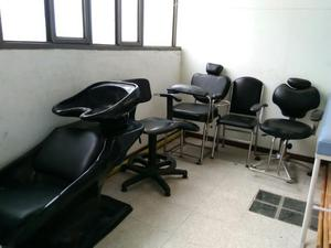 Lavacabezas peluqueria medell n posot class for Muebles peluqueria economicos