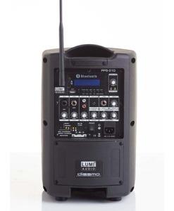 -ss- Dissmo Pps310 Parlante Karaoke Amp Recargable Bluetooth