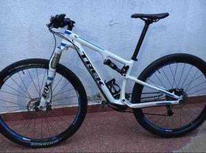 Bicicleta en Carbon