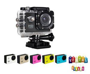 Camara Deportiva p Full Hd Sumergible A 30mts Sports