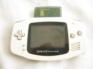 Game Boy Advance Agb 001