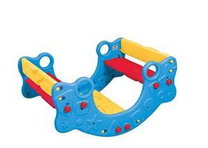 Grow''n Up 3 En 1 Escalador / Rocker Bench Playset