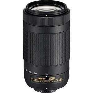 Lente Nikon Af-p Dx Nikkor  Oferta 135