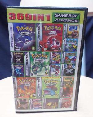 Multijuegos Game Boy Advance