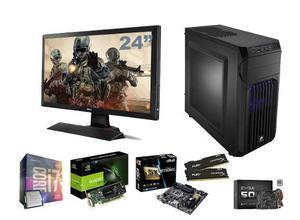 Pc Core I Skylake Ram Ddr416 Gg. Nvidia Quadro K620
