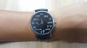 Reloj Negro Unisex