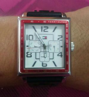 Reloj Tommy Hilfiger Original Multigraph