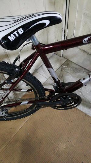Vendo Bici Nueva Todo Terrono