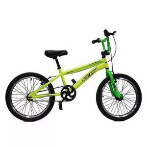 bicicleta Gw Bmx Rin 20 - Serpens Verde