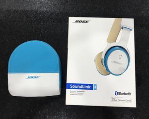 Audifonos Bose Soundlink como nuevos