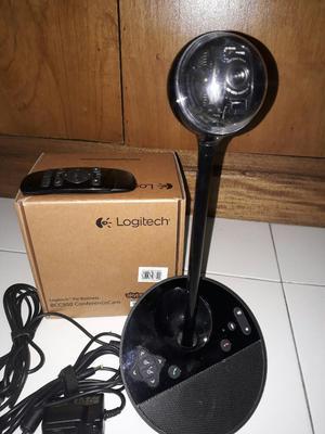 Cámara Pc Logitech Bcc950 Robotica