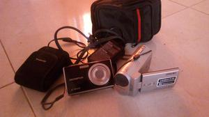 Combo Video camaraCamara digital