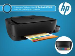 Multifuncional Hp  Con Sistema De Tintas De Fabrica