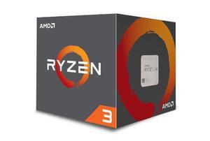 Procesador Amd Ryzen 3 R Ghz 4/4 Núcleos Am4 8mb