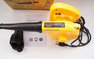 Sopladora - Aspiradora Maxi Pro De 600 Watts 13 Mil Rpm