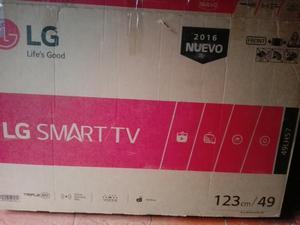 Televisor Lg Smart Tv. 49''