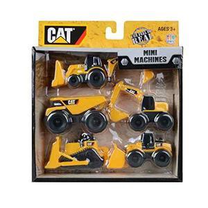 Toy State Caterpillar Mini Máquina De Construcción