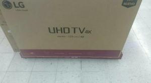 Tv Uhd 4k de 49 Pulgadas