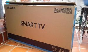 televisor smart tv de 48 pulgadas full HD