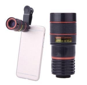 zoom para celular, zoom optico universal para celular,