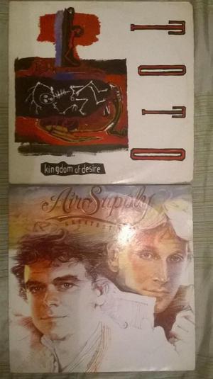 10 Discos Vinilo LP Rock Pop varios