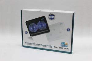 Base Refrigerante Para Portatil 3 Ventiladores Jm Maxpro-c3