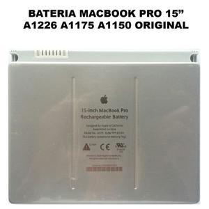 Bateria Macbook Pro 15'' A A A A Original Ap