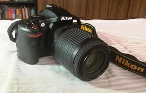 Cámara Nikon D Lente  Accesorios Y Trípode