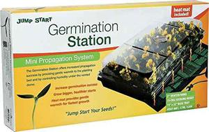 Estación De Germinación Ck Hydrofarm Con Heat Mat