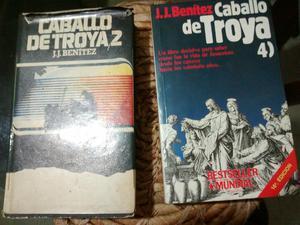 Libros Caballo de Troya 2 Y 4