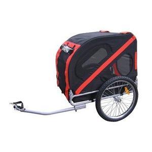 Remolque Para Perros Aosom Pet Bike Carrier Envio Gratis