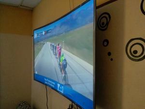 Smart Tv Samsung 55 Curvo