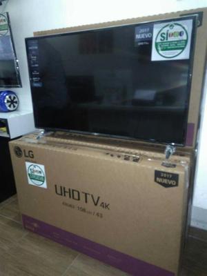 Smart Tv Uhd 4 K Lg 43 Pulgadas