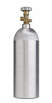 Tanque Co2 De 5lb Cilindro Nuevo De Aluminio Con Válvula