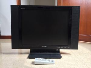 Televisor Lcd Sony Bravia 20 Pulgadas
