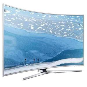 Televisores Y Video - Tv Led Samsung 65 - Uhd - Curvo - Sma