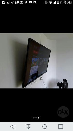 Tv Lg Smartv 43 Pulgadas Tdt Webos