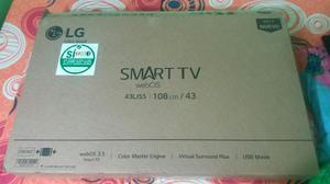 Vendo Tv Lg de 43 Pulgadas