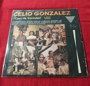 Vinilo Lp Celio González