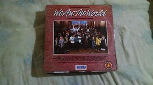 We Are The World Lp de Colección