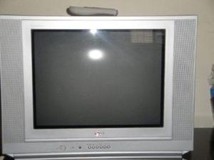 se vende hermoso tv nuevo de 21'' maca LG
