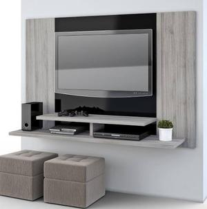 Mueble Para Tv Moderno Ref Manhatan