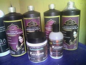 keratina marroqui y productos para el cabello