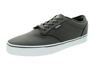 Atwood (lona) Estaño Blanco Skate Vans Hombre Zapatos A 7