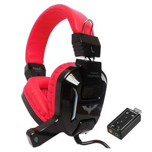 Auricular Gaming Havit Hv-hd Conexión Usb 7.1