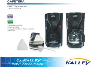 Cafetera Kalley Kcm500