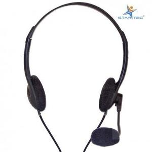 Diadema Startec Con Microfono St-hs-102a