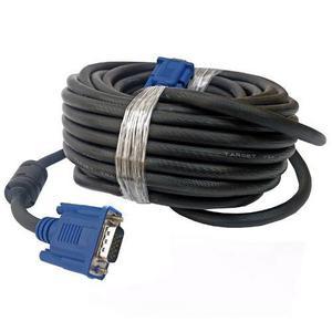Extension Cable Vga 20 M Metros Doble Filtro p Innovall